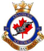 151 Chadburn Squadron – Royal Canadian Air Cadets