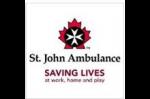 St. John Ambulance  – Tina Basque